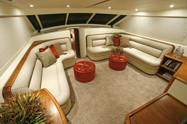 Exceptional Howick Upholstery And Covers Is Always Our First Choice For High Quality Boat  Interior Upholstery And Linings.